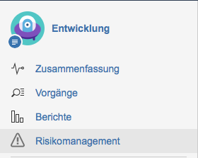 Risikomanagement Jira Integration